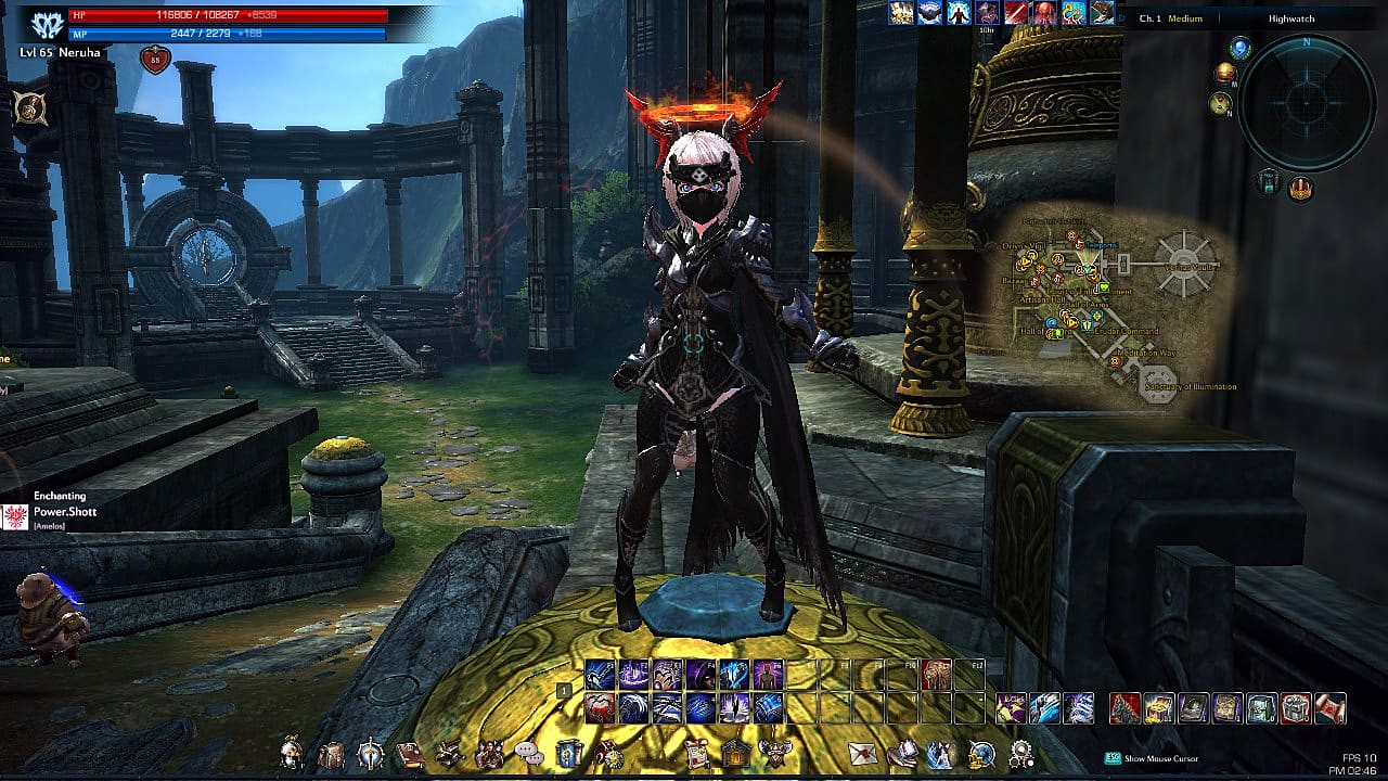 TERA Reaper Guide: Leveling, Gear, and Combos | TERA
