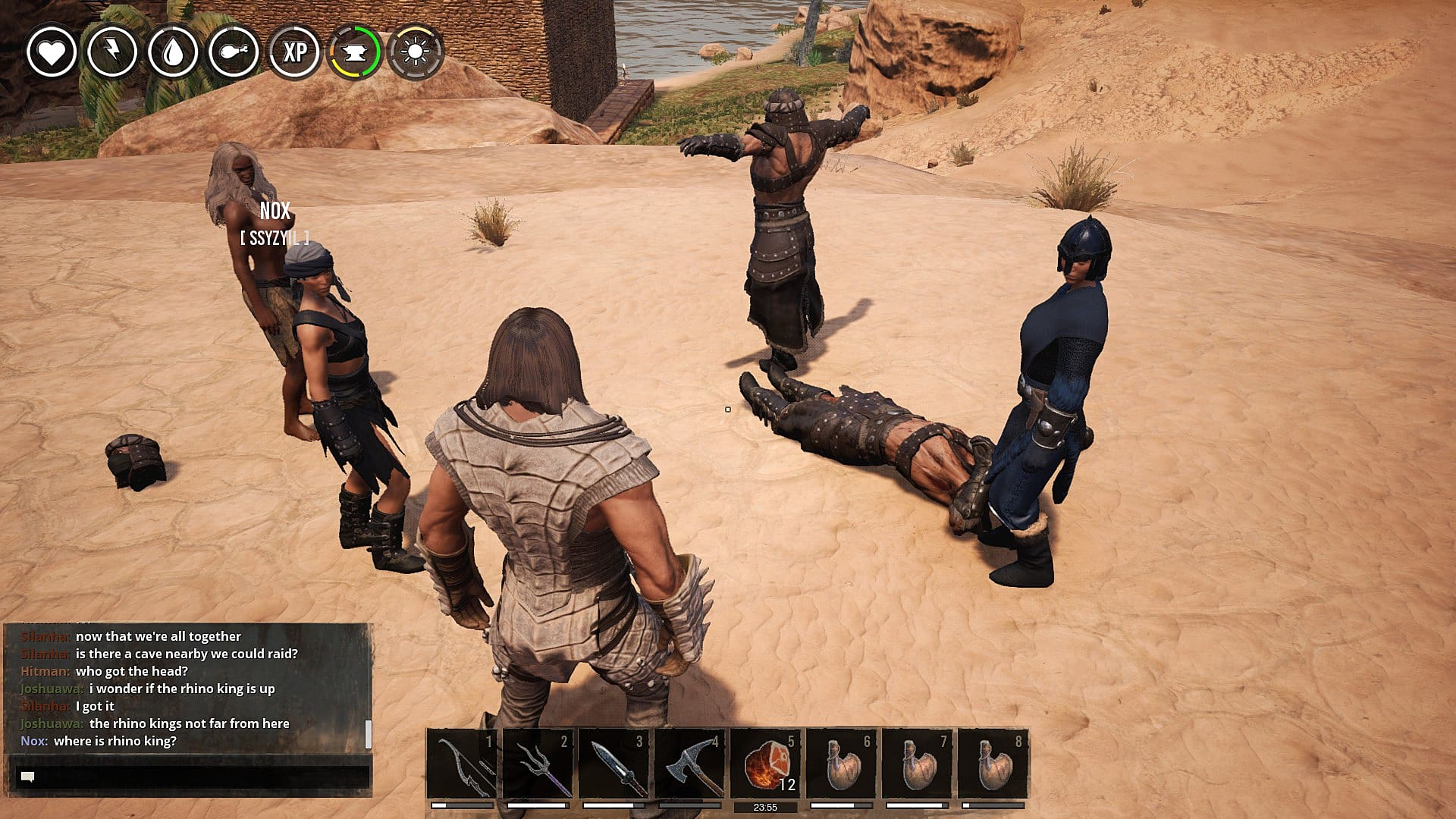 Conan Exiles PvE Guide: Best Weapons, Builds, Locations, and Servers | Conan Exiles