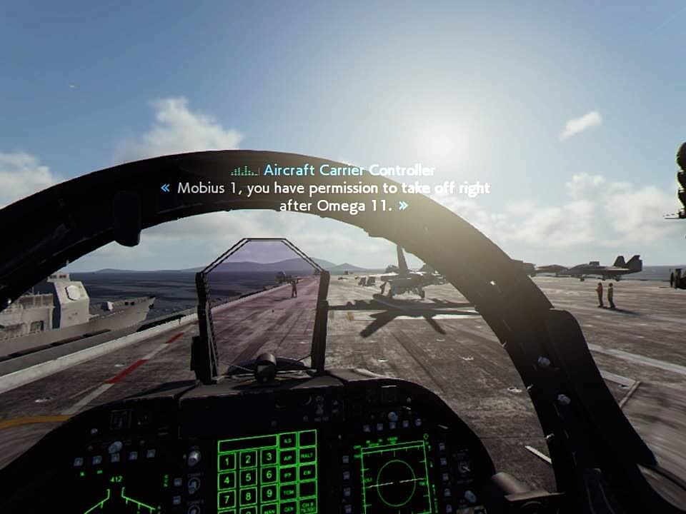 Ace Combat 7: Skies Unknown Review — VR is Lacking, But a