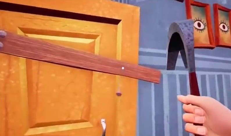 Hello Neighbor Complete Alpha 4 Guide Hello Neighbor