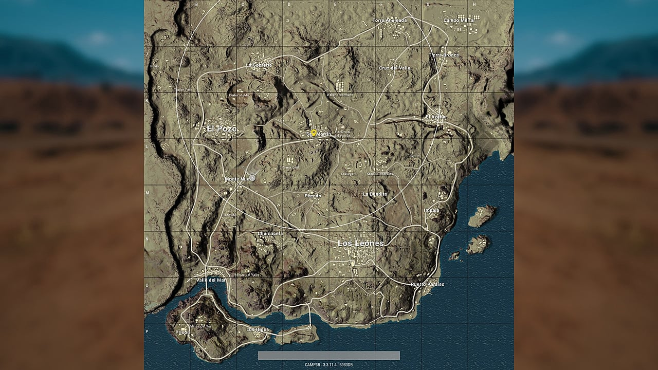 How to Play the Miramar Map in PUBG   PLAYERUNKNOWN'S BATTLEGROUNDS