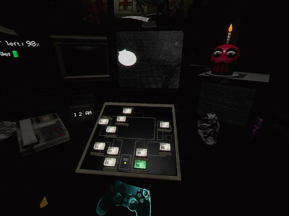 Five Nights at Freddy's VR: Help Wanted — FNAF Meets