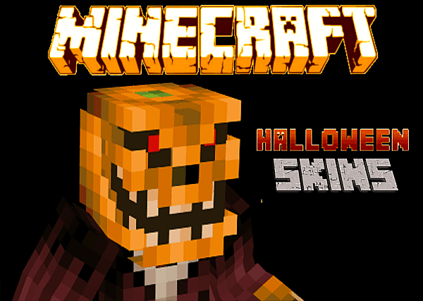 7 Halloween Minecraft Skins To Spook You Silly | Minecraft