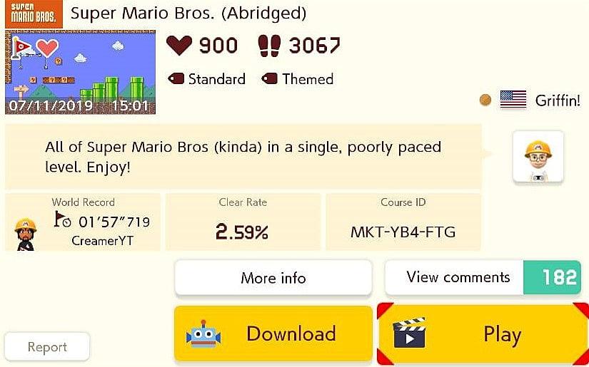 The 10 Best Super Mario Maker 2 Levels So Far | Super Mario
