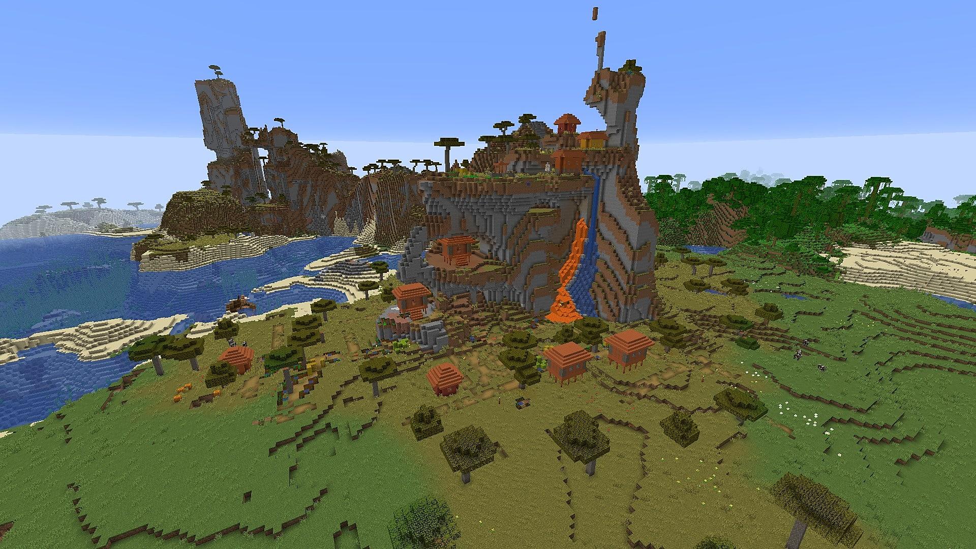 Best Minecraft 1111.111111.1111 Seeds for July 11  Slide 11111111  Minecraft