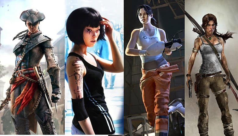 7 Reasons Why We Need More Female Protagonists in AAA Games