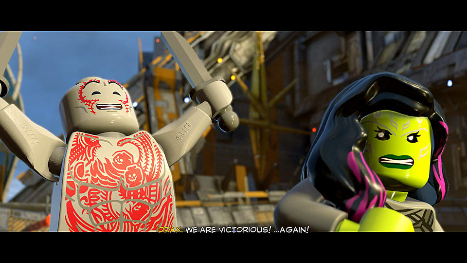 LEGO Marvel Super Heroes 2: Eson the Searcher Boss Guide