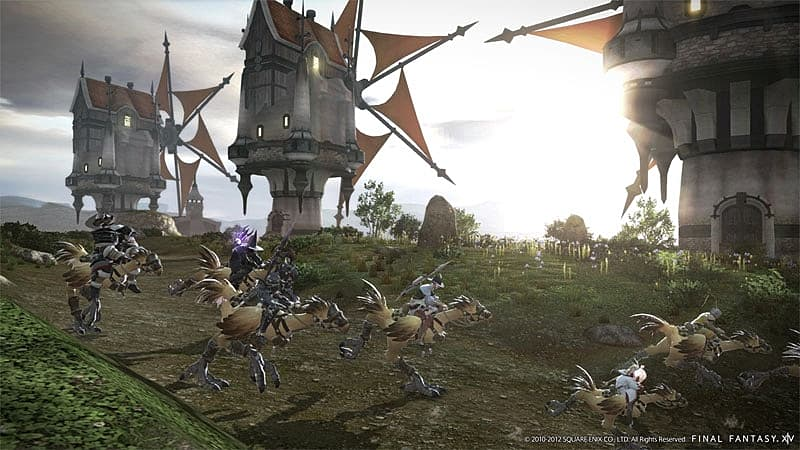 how final fantasy xiv has remained competitive final fantasy xiv