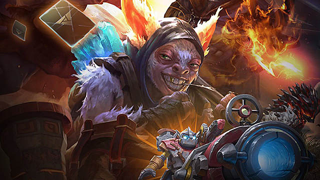 11 Best Hero Cards in Artifact, Valve's New Card Game | Artifact