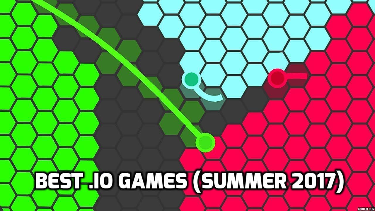 summer 2017 s 4 best io games