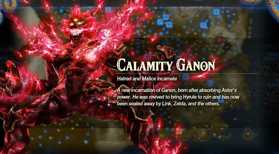 Hyrule Warriors Age Of Calamity How To Unlock Calamity Ganon Hyrule Warriors Age Of Calamity