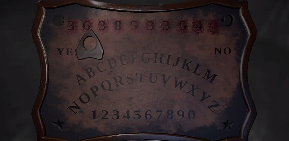 Layers of Fear Ouija Board Puzzle Guide | Layers of Fear