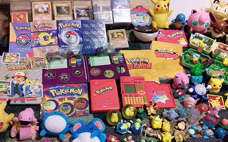 Insanely Expensive Pokemon Merch That You'll Still Want to Buy