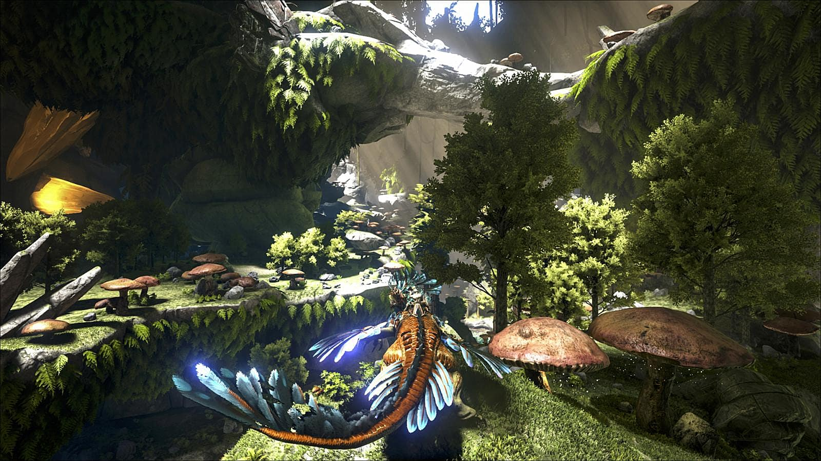 ARK Aberration Guide: How to Tame a Rock Drake | ARK: Survival Evolved