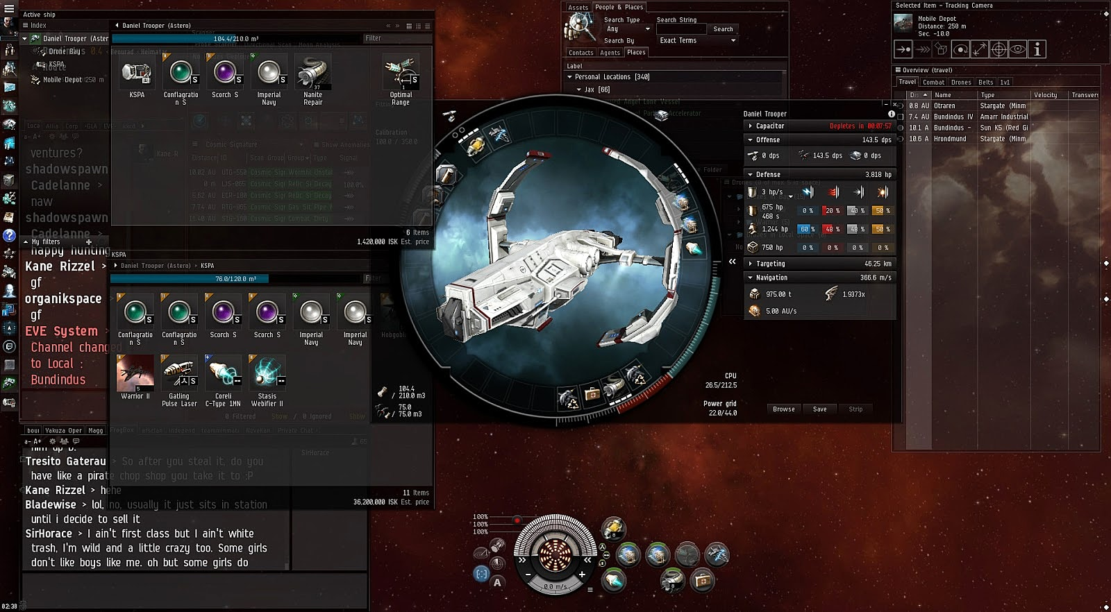 EVE Online Exploration Guide 2018 | Eve Online