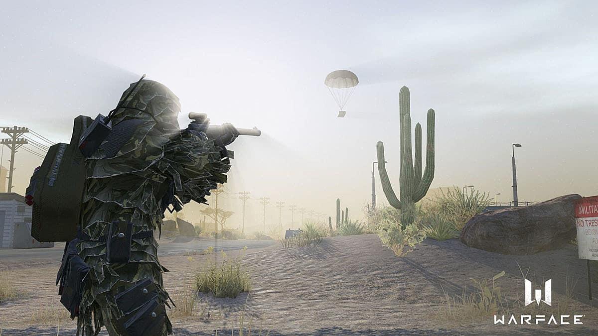 Warface Gets New Battle Royale Mode   Warface