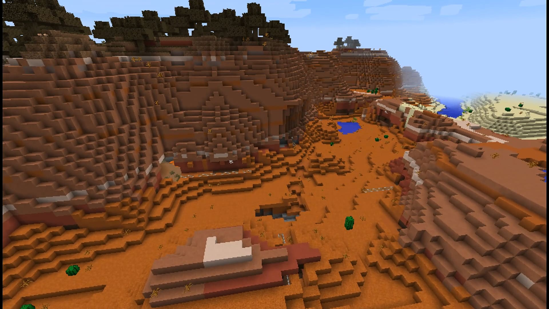 Best Minecraft 1 12 2 Mesa Seeds | Minecraft