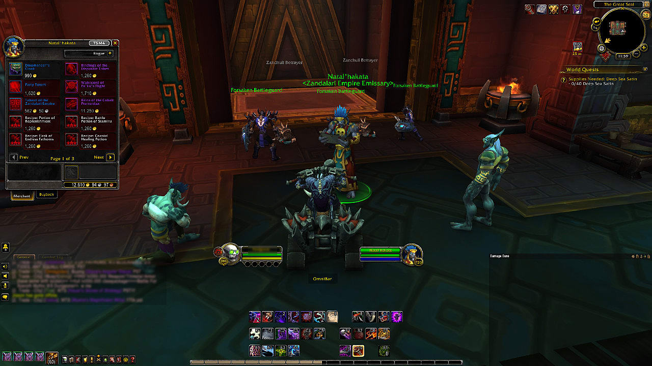 Battle For Azeroth Guide: Tips For What to do After 120