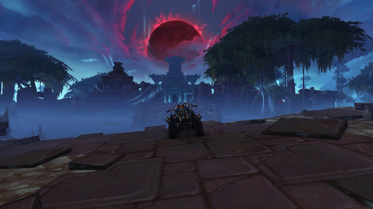 World of Warcraft: Battle for Azeroth Review (In Progress