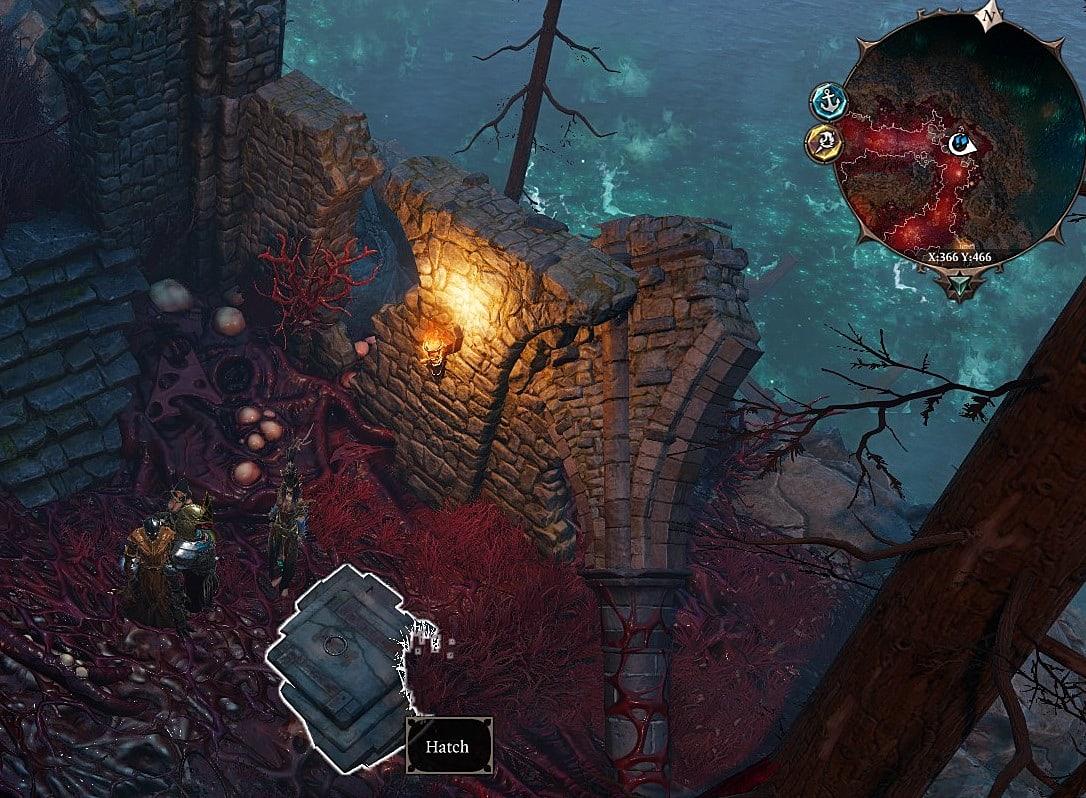 Original Sin  Bloodmoon Island
