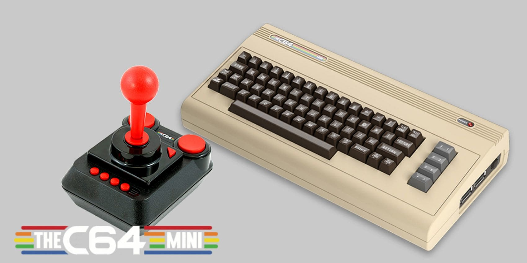 Full-Sized C64 Maxi Remake Gets Price and Release Date