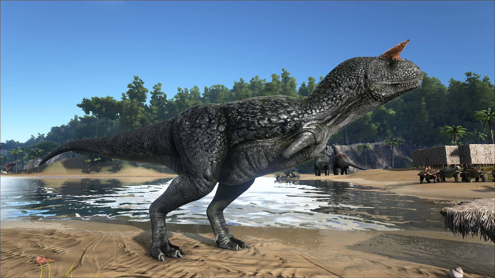 Dinos Volant Ark Survival The Island