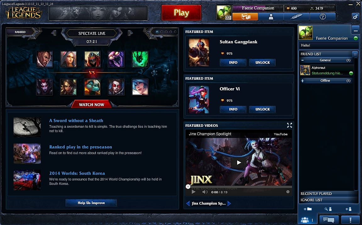 Play Button Grayed Out? Here's How To Fix Your League of Legends