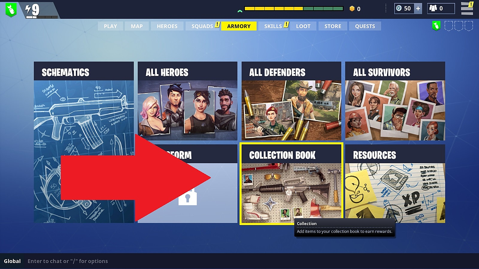 Fortnite Guide To Understanding The Collection Book | Fortnite
