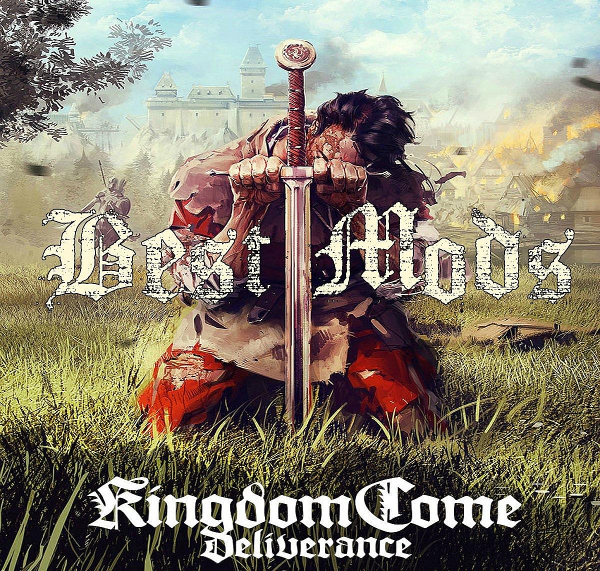 kingdom come deliverance mods