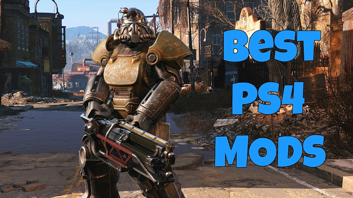 Best Fallout 4 Mods Xbox One 2020.Ultimate Fallout 4 Mods For Ps4 Summer 2017 Fallout 4