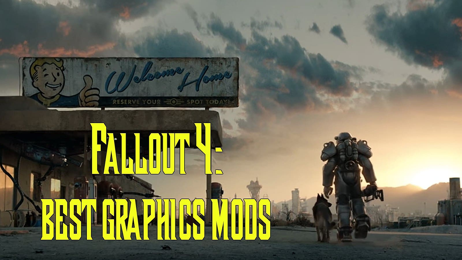 Best Fallout 4 Mods Xbox One 2020.13 Best Fallout 4 Graphics Mods To Make The Commonwealth