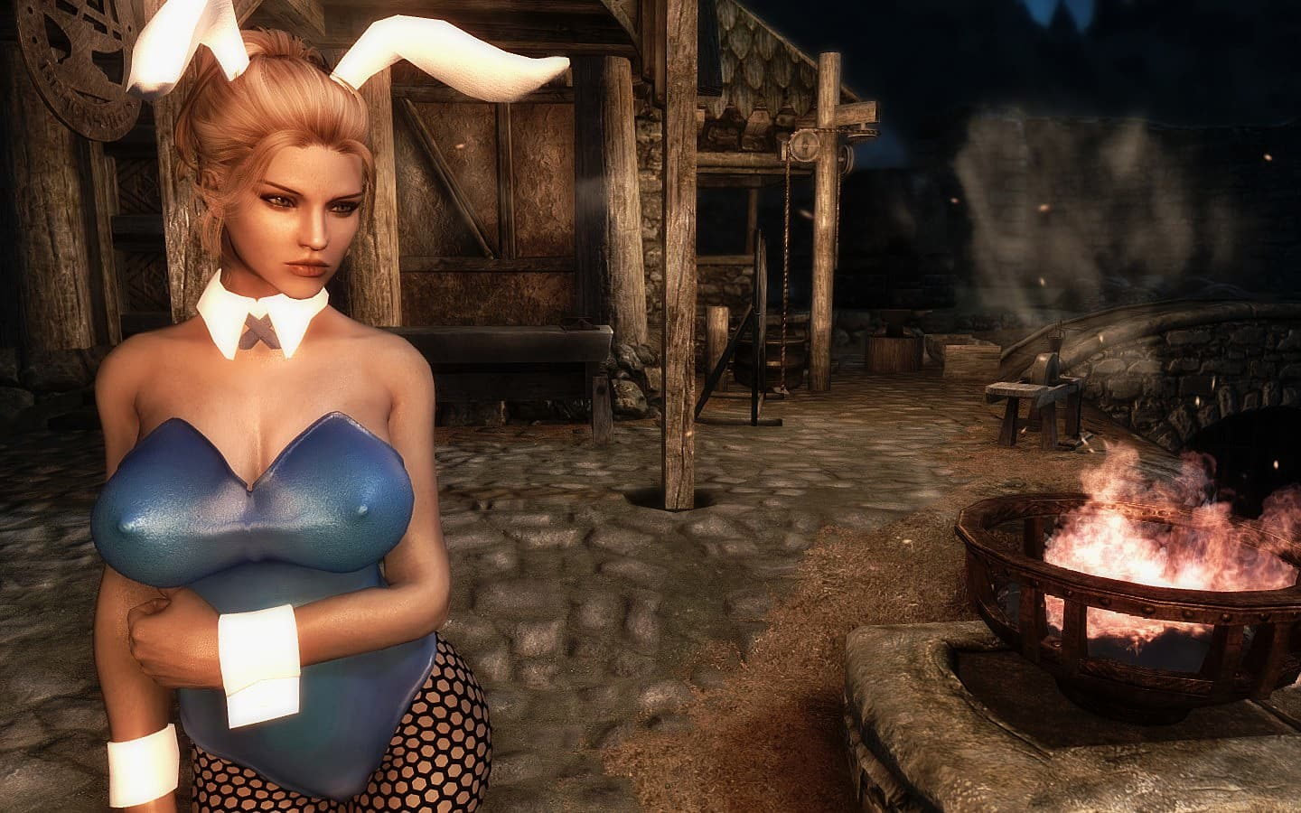 Skyrim nude patch very pity