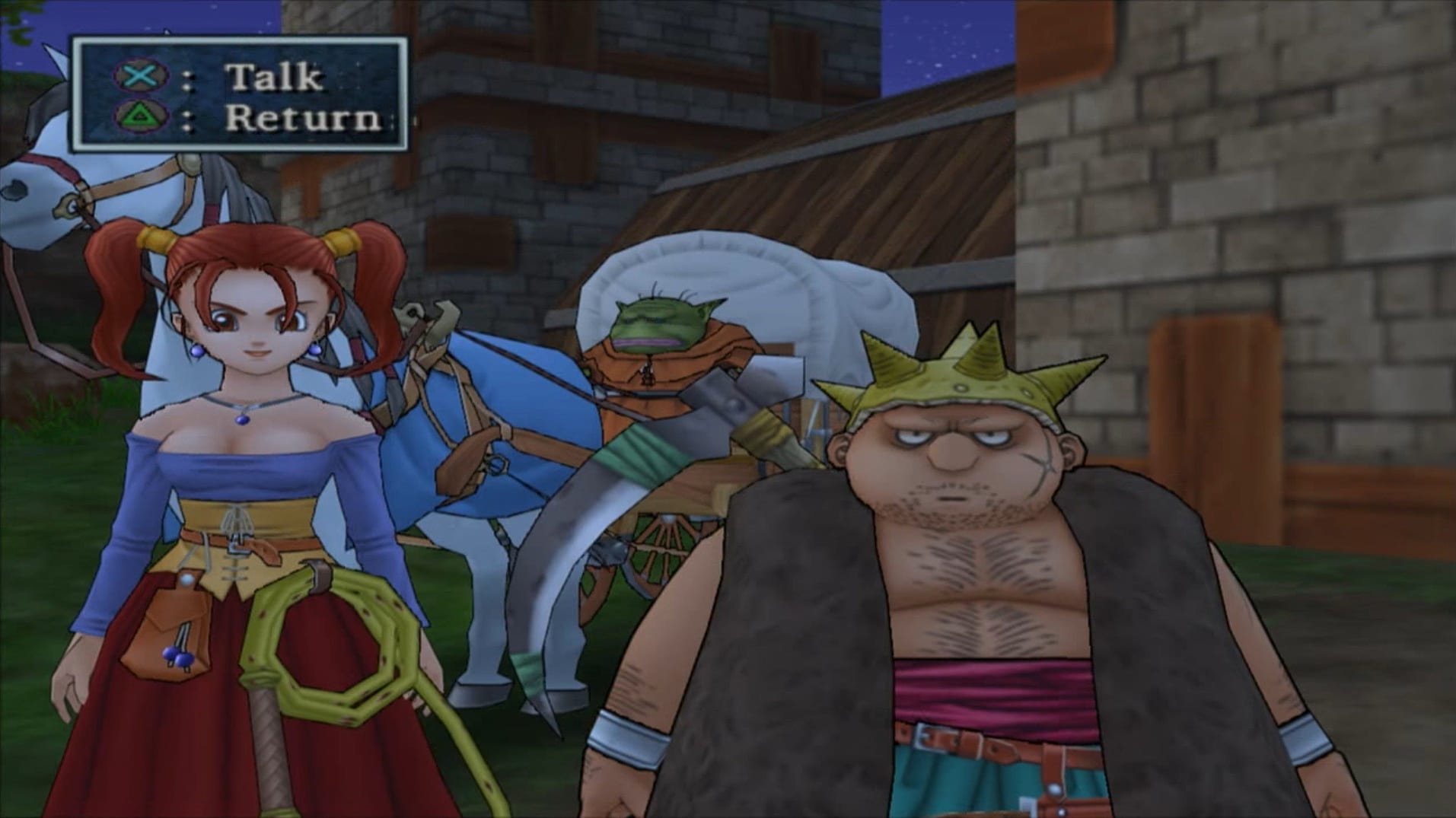 5 reasons why dragon quest viii is the best dragon quest game ever made dragonquest 8 heroes gumiabroncs Images