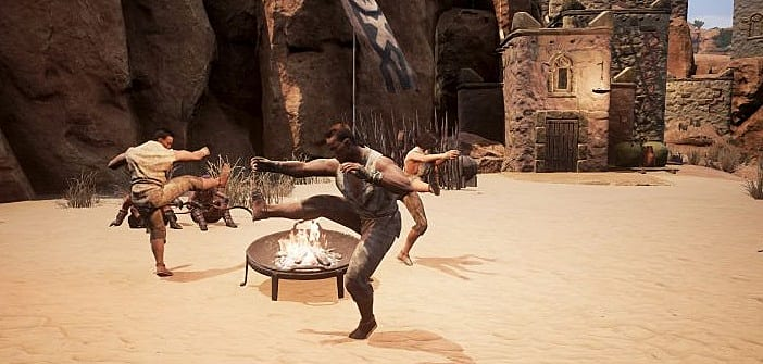 How to Heal Thralls in Conan Exiles | Conan Exiles