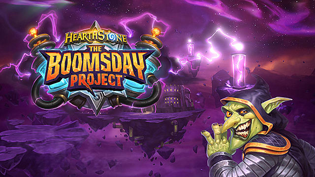11 Best Hearthstone Cards from The Boomsday Project for