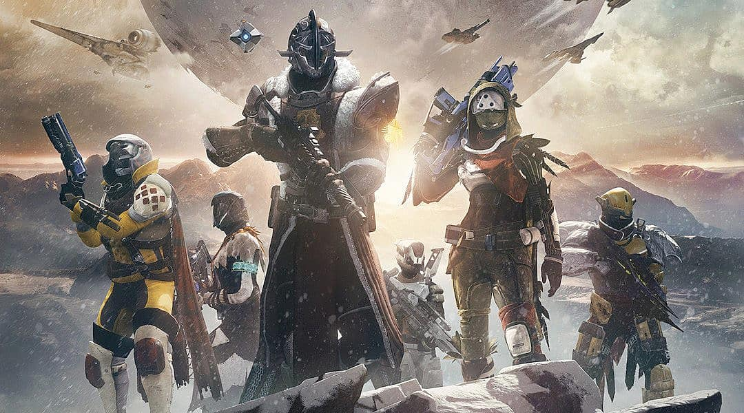 destiny veterans won't have to completely start over in destiny 2