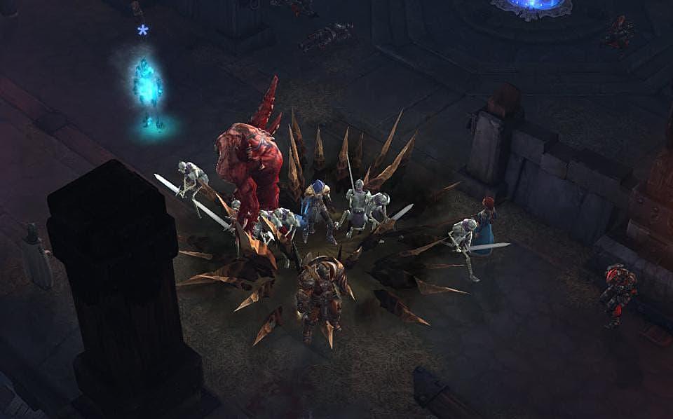 diablo 3 game freezes