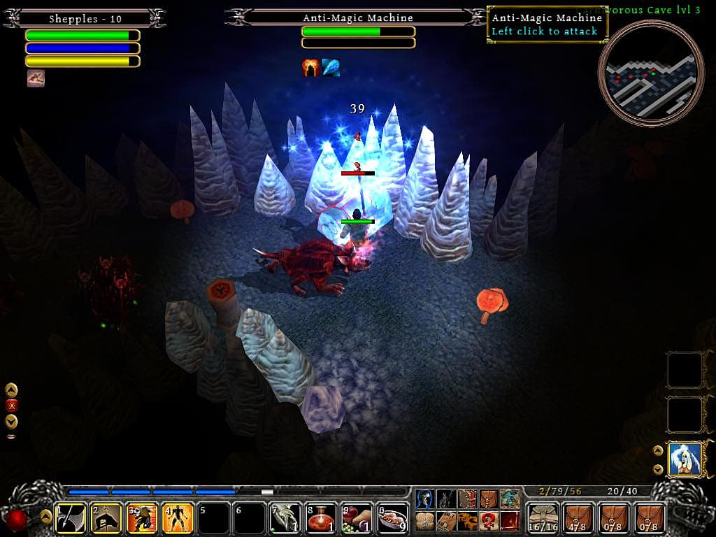 Indiewatch: Din's Curse and Expansion Demon War - The Best ARPG You