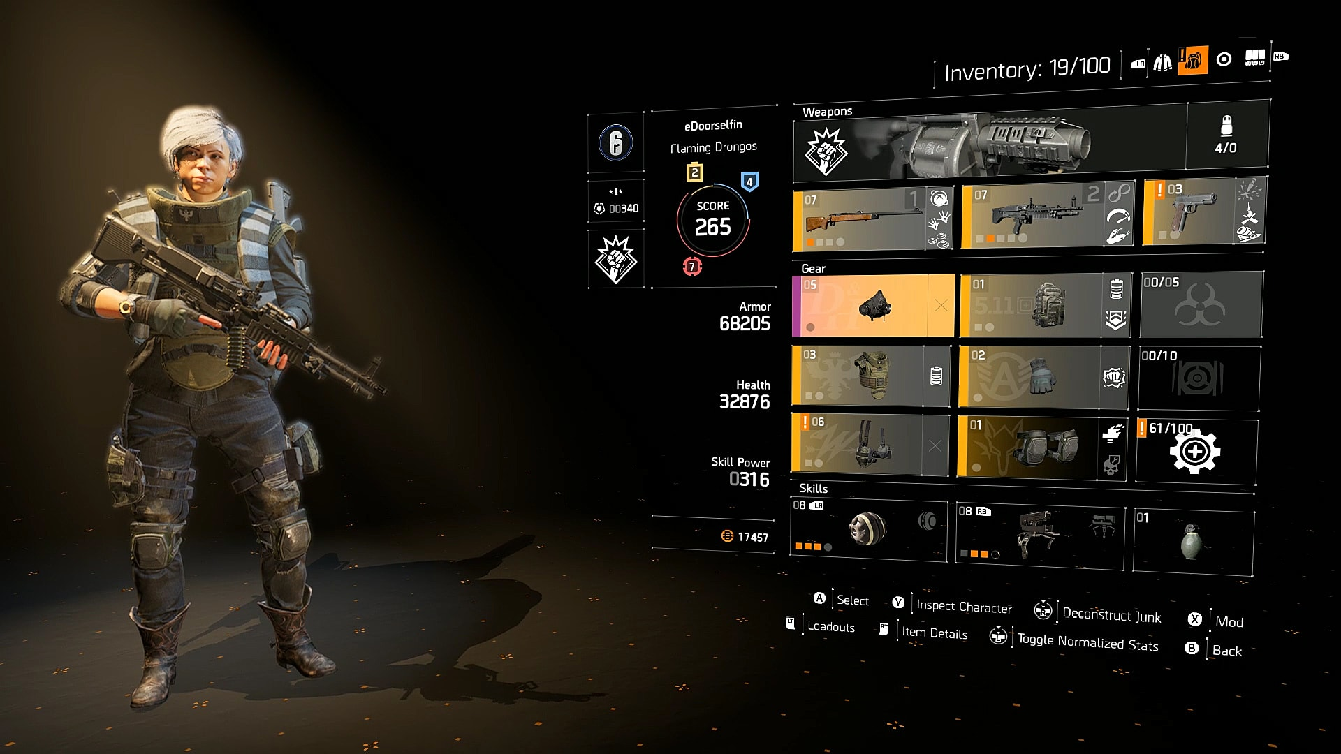 Ubisoft Fixes The Division 2 Skill Bug, But Problems Remain