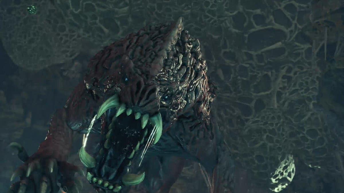 monster hunter world odogaron set