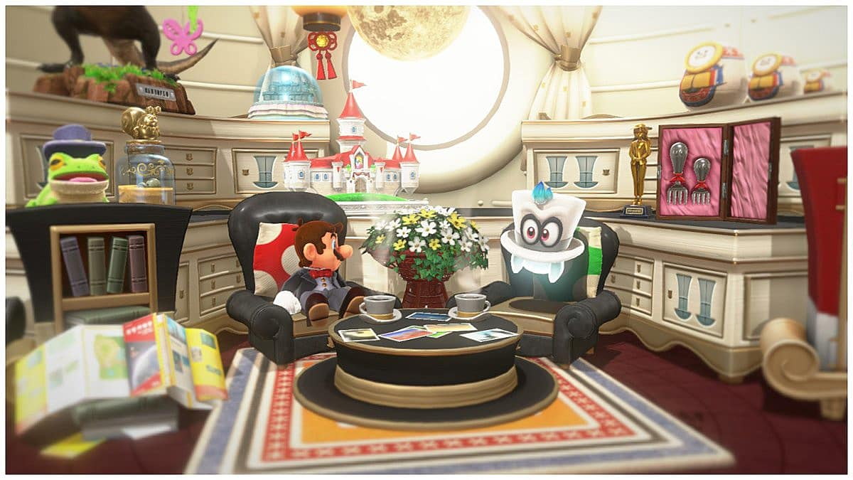 Review Super Mario Odyssey Is A Mind Blowing Revival Of The 3d