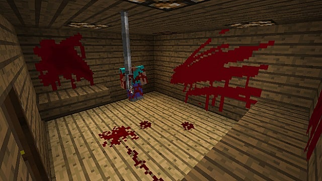 Top 8 Scary Minecraft Seeds and Horror Maps Slide 8