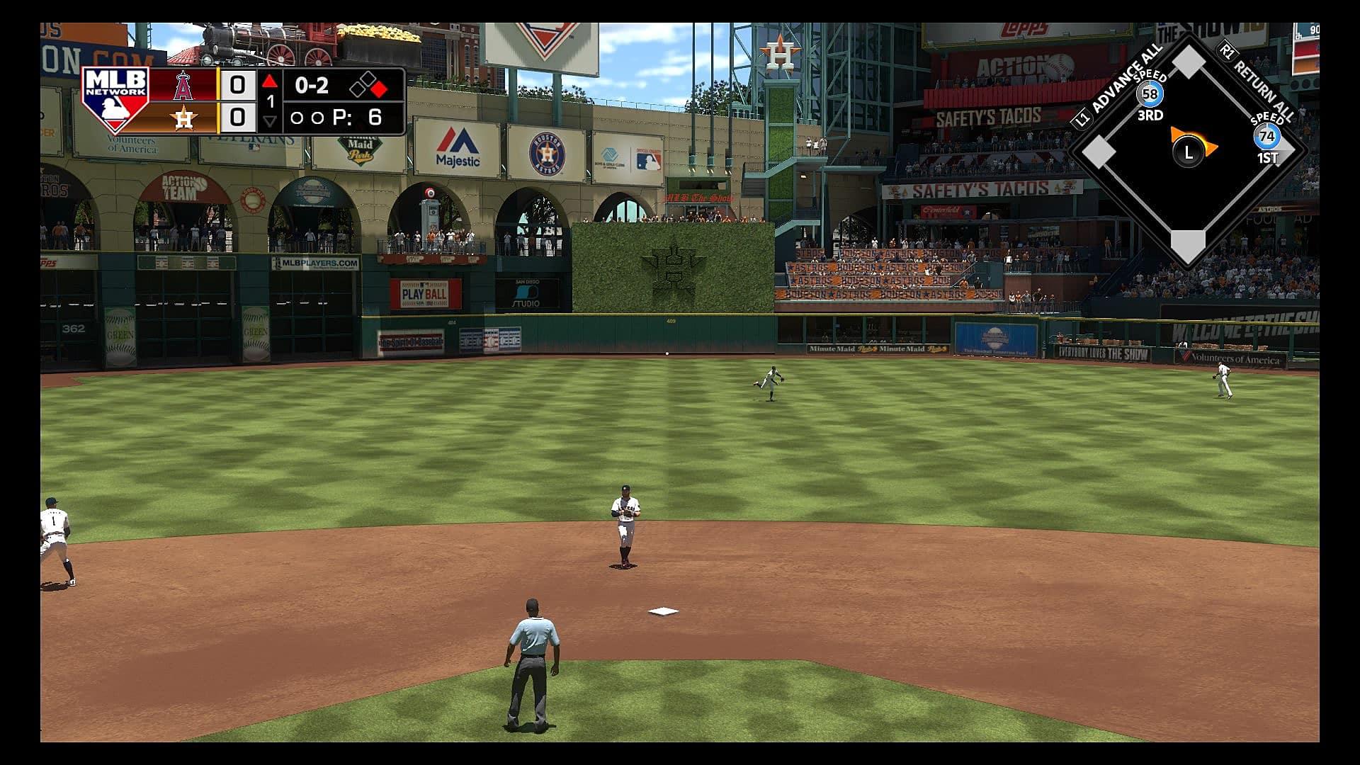 MLB The Show 18: Basic Tips for Beginners | MLB The Show 18 Flick Home Run Tips on rose home run, davis home run, fowler home run, murphy home run,