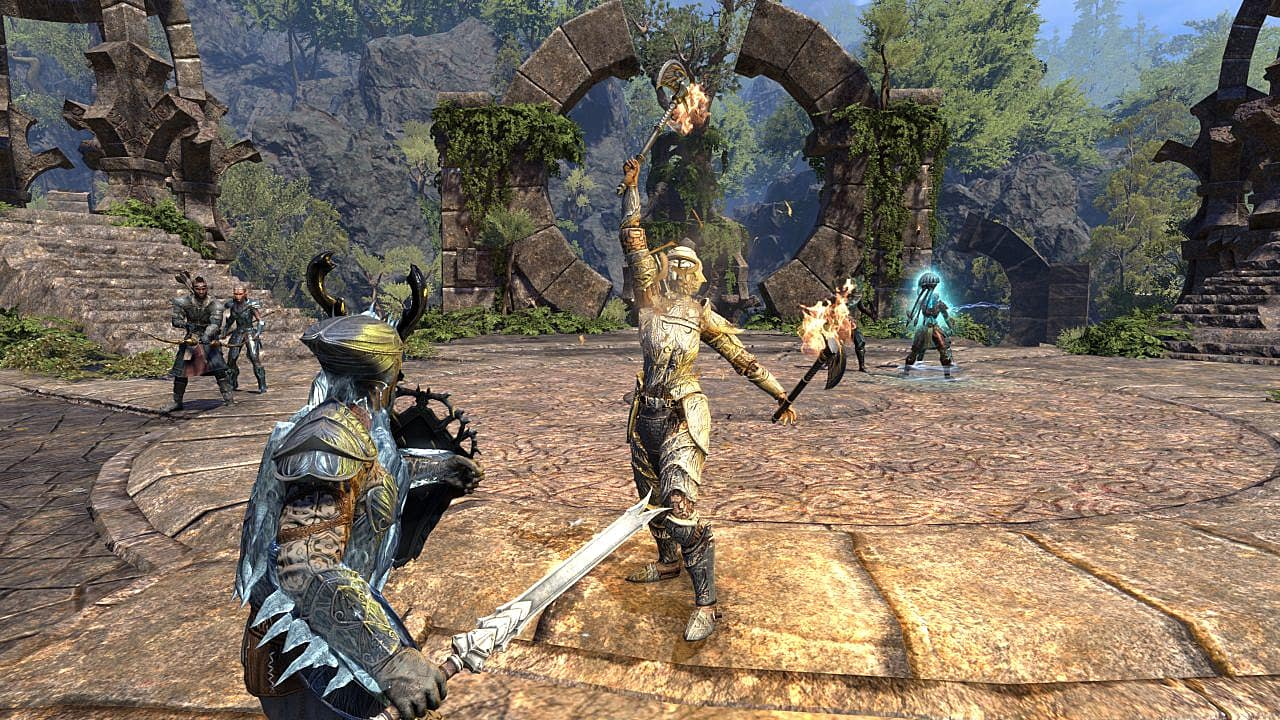 5 of the Best Elder Scrolls Games
