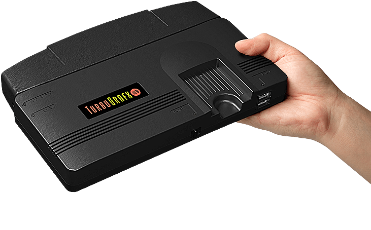 Konami Details TurboGrafx-16 Mini Price, Library, Launch