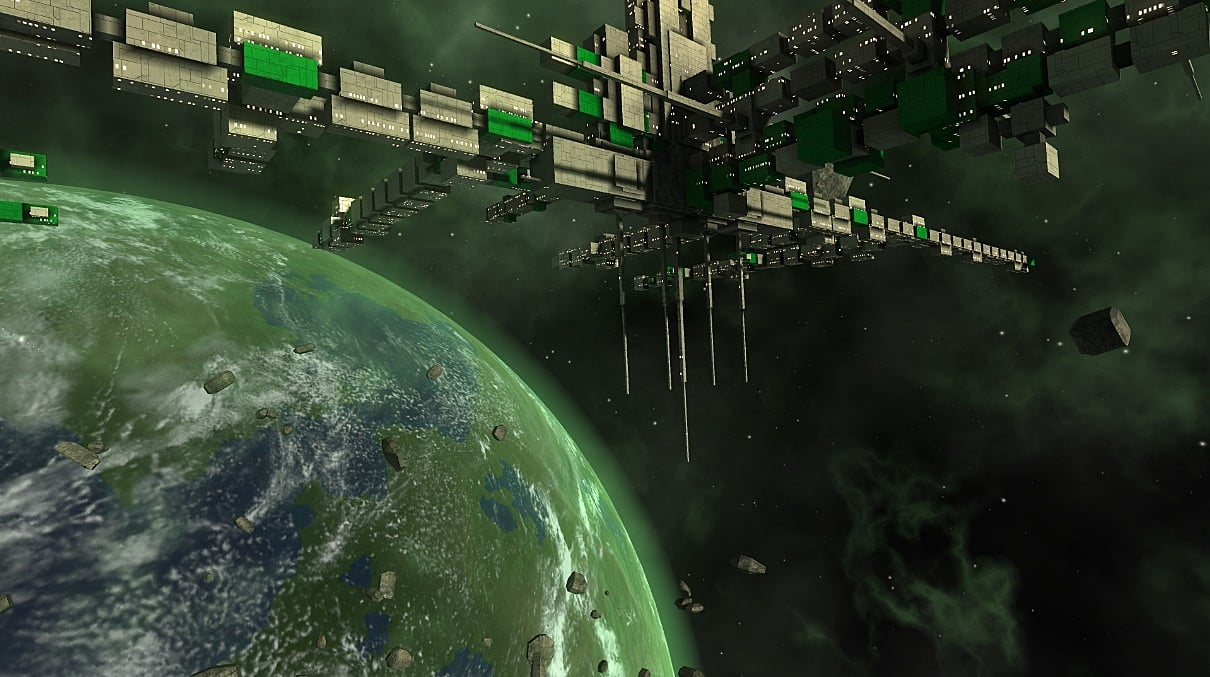 Don't Overlook Avorion If You're Looking for a Space Sandbox