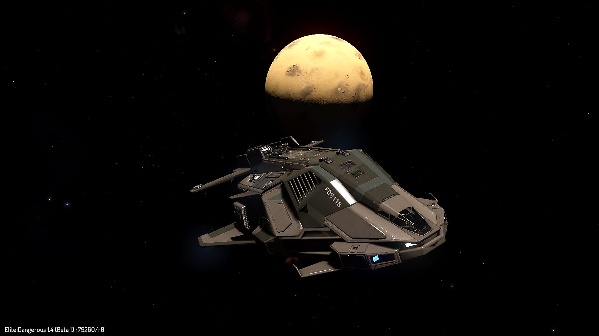 Is The Federal Gunship Worth Buying in Elite: Dangerous