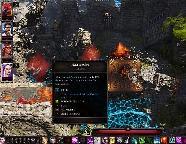 how to get 100 fire resistance divinity original sin 2
