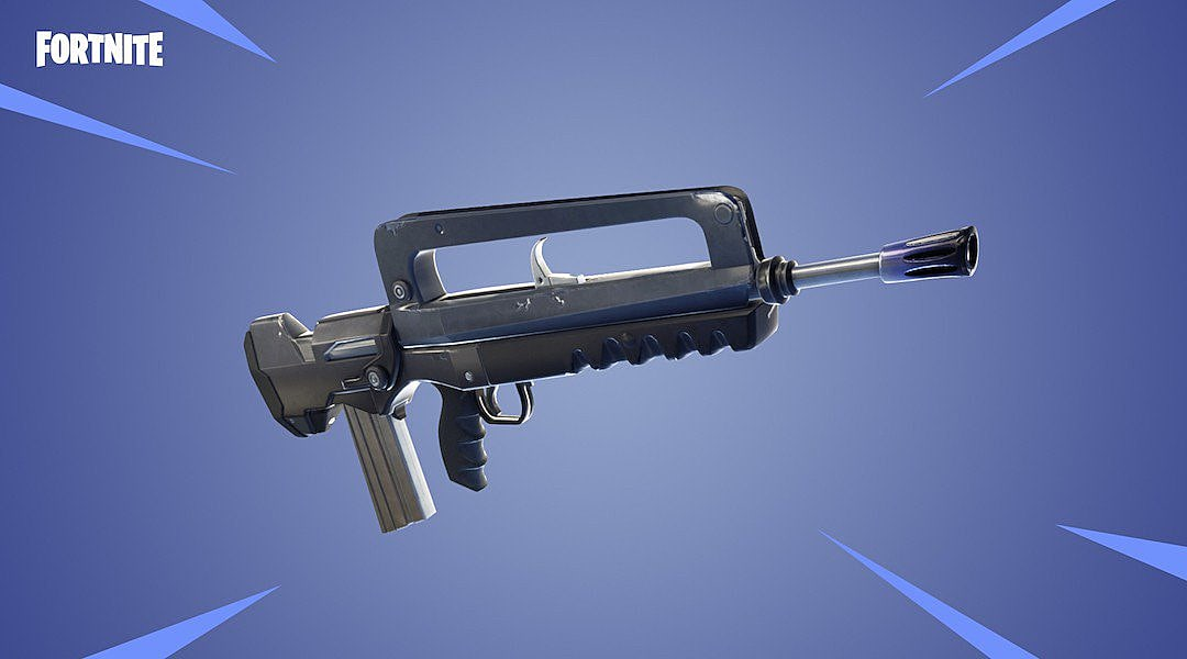 how does the famas perform - heavy ar fortnite stats