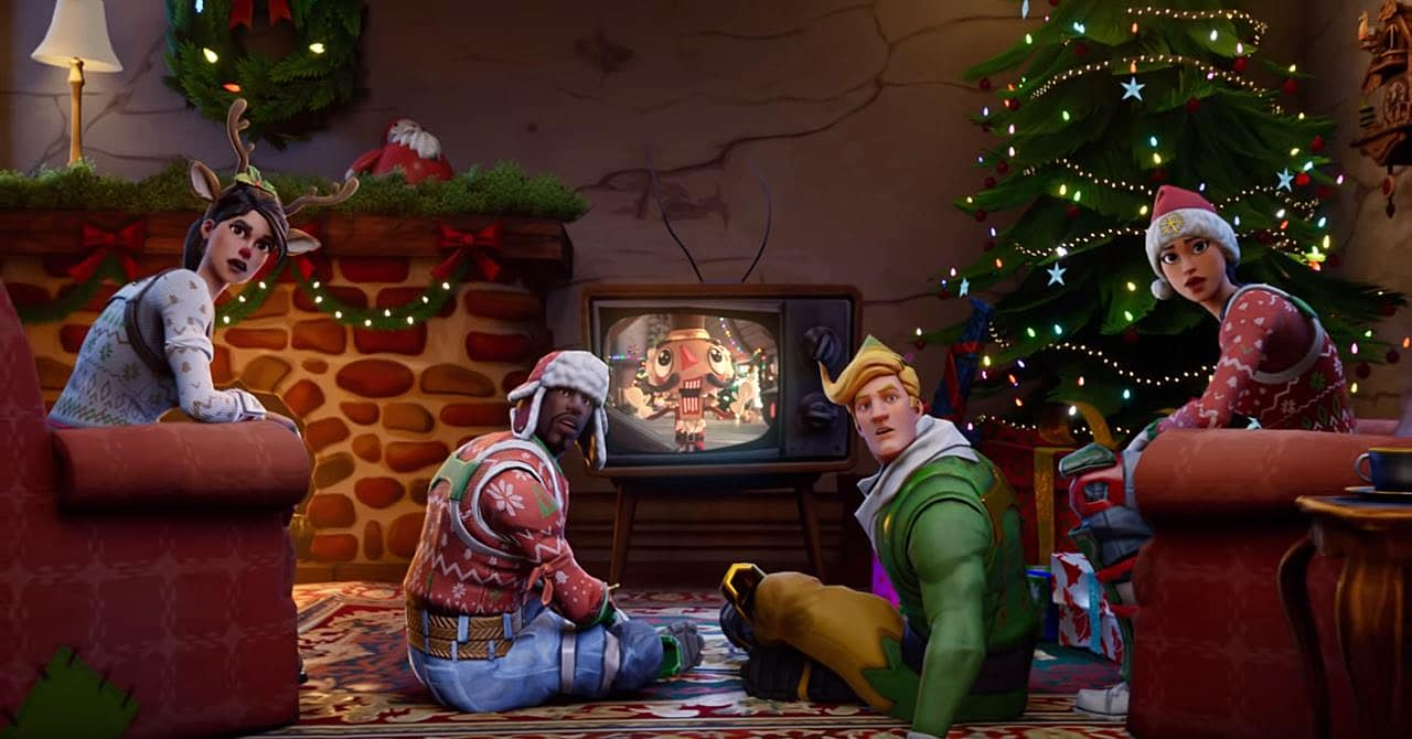 Top 10 Gifts For Fortnite Fans For The 2018 Holidays